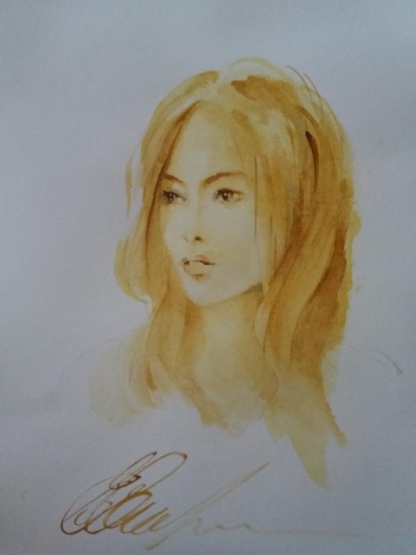 Kattys - portrait