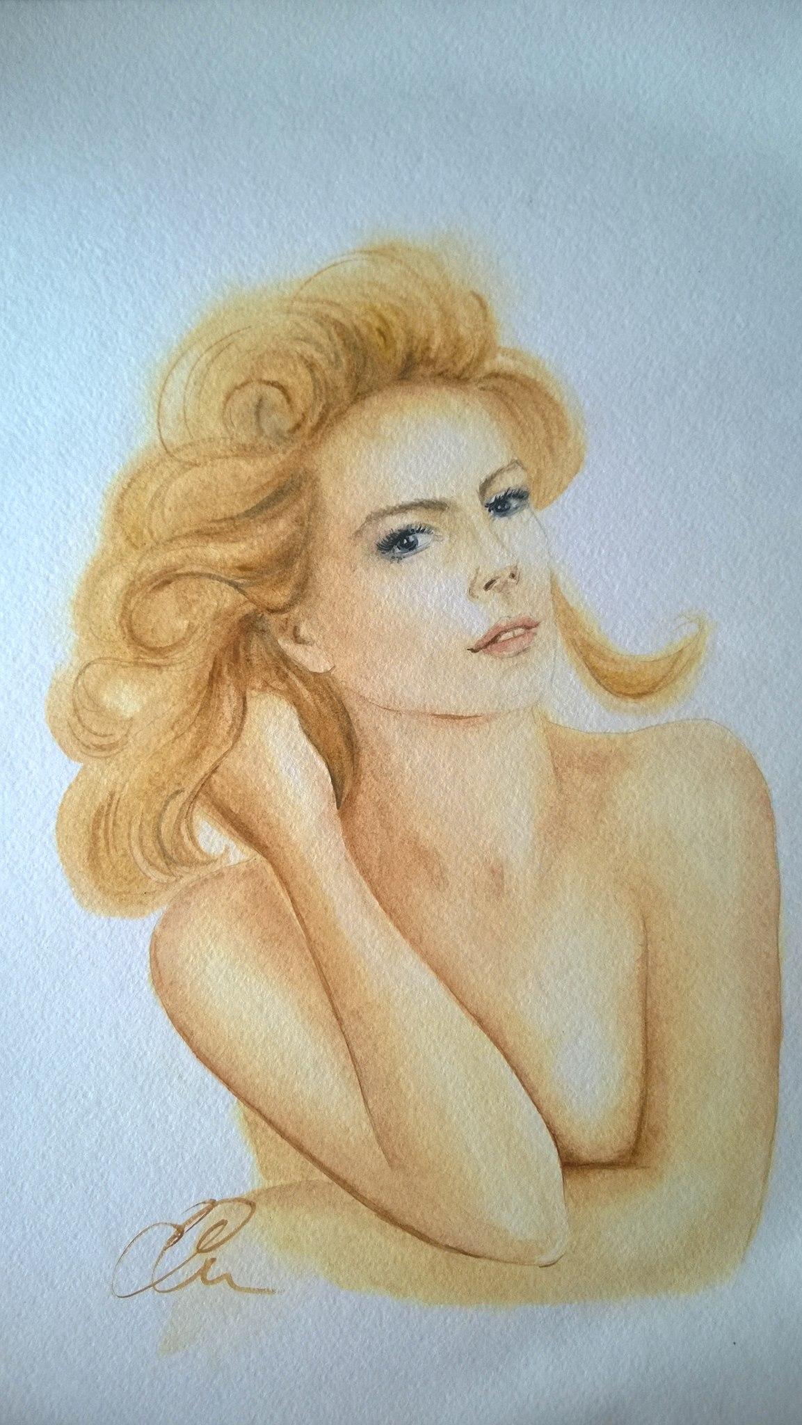 Kattys - La blonde