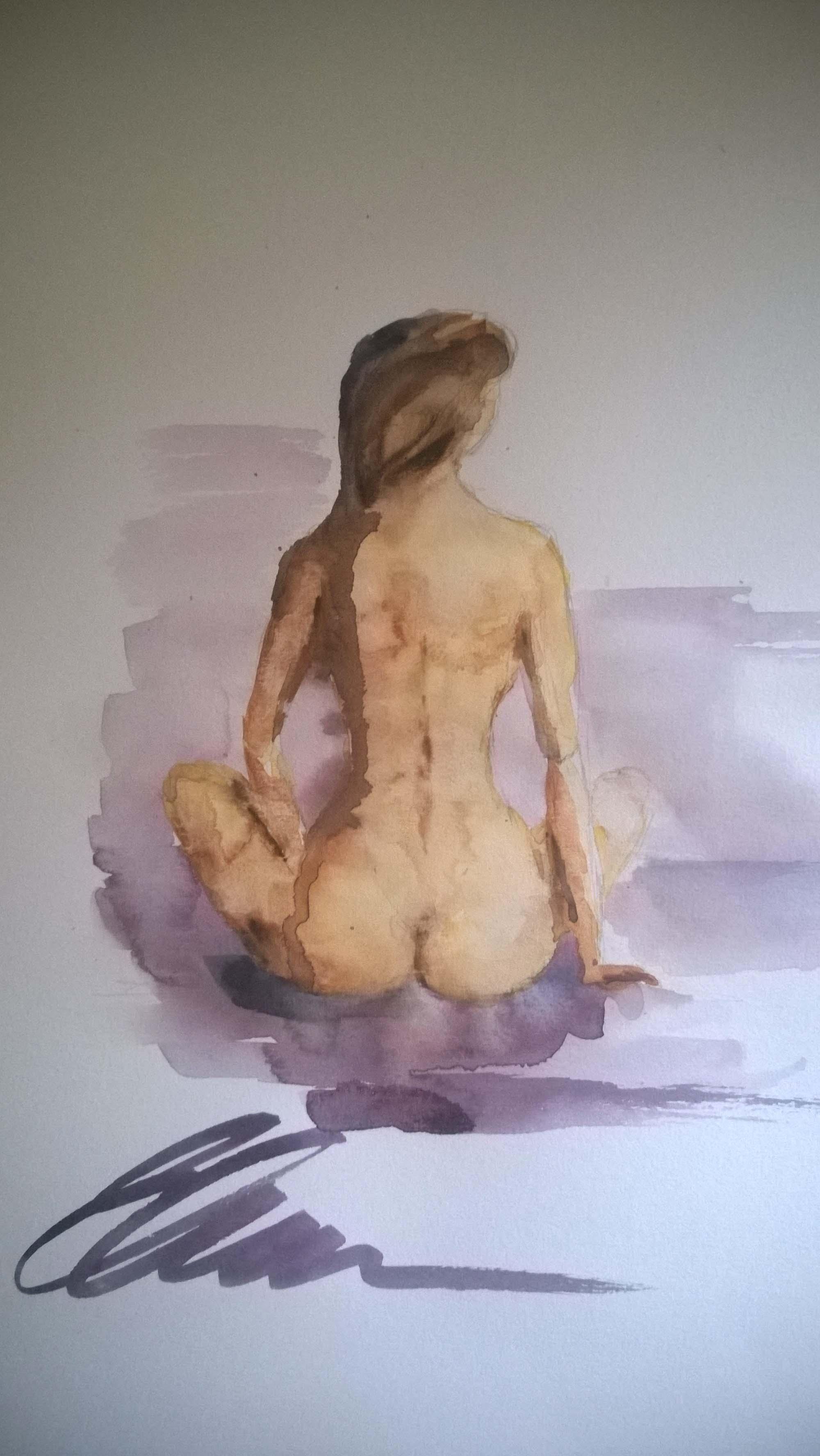 Kattys - La femme nue