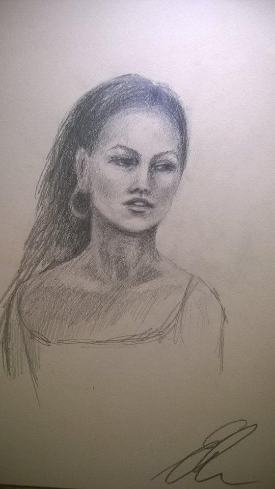 Kattys - La jeune femme