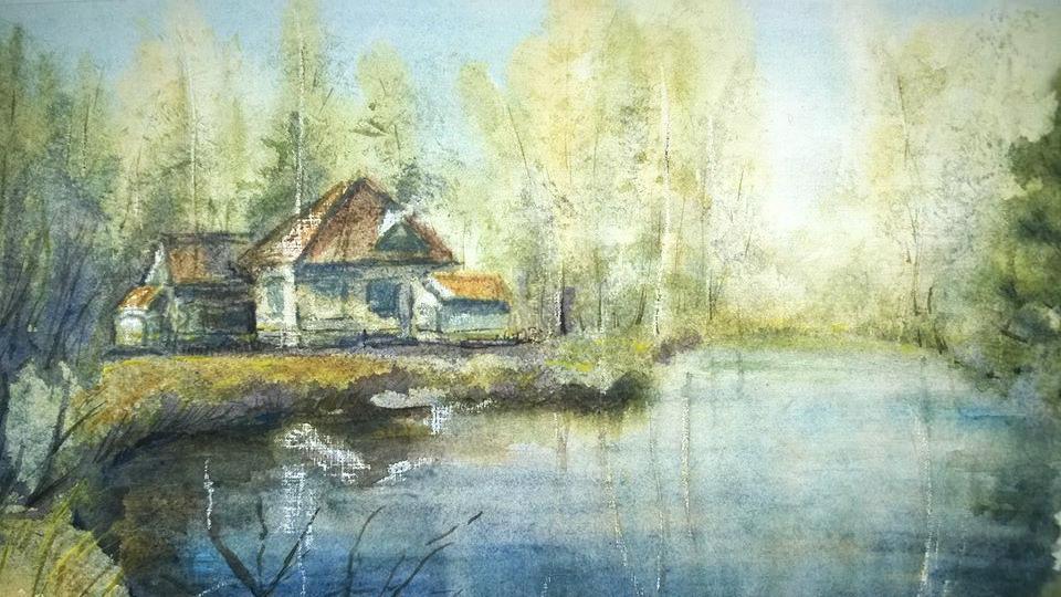Kattys - La maison en bord rivière