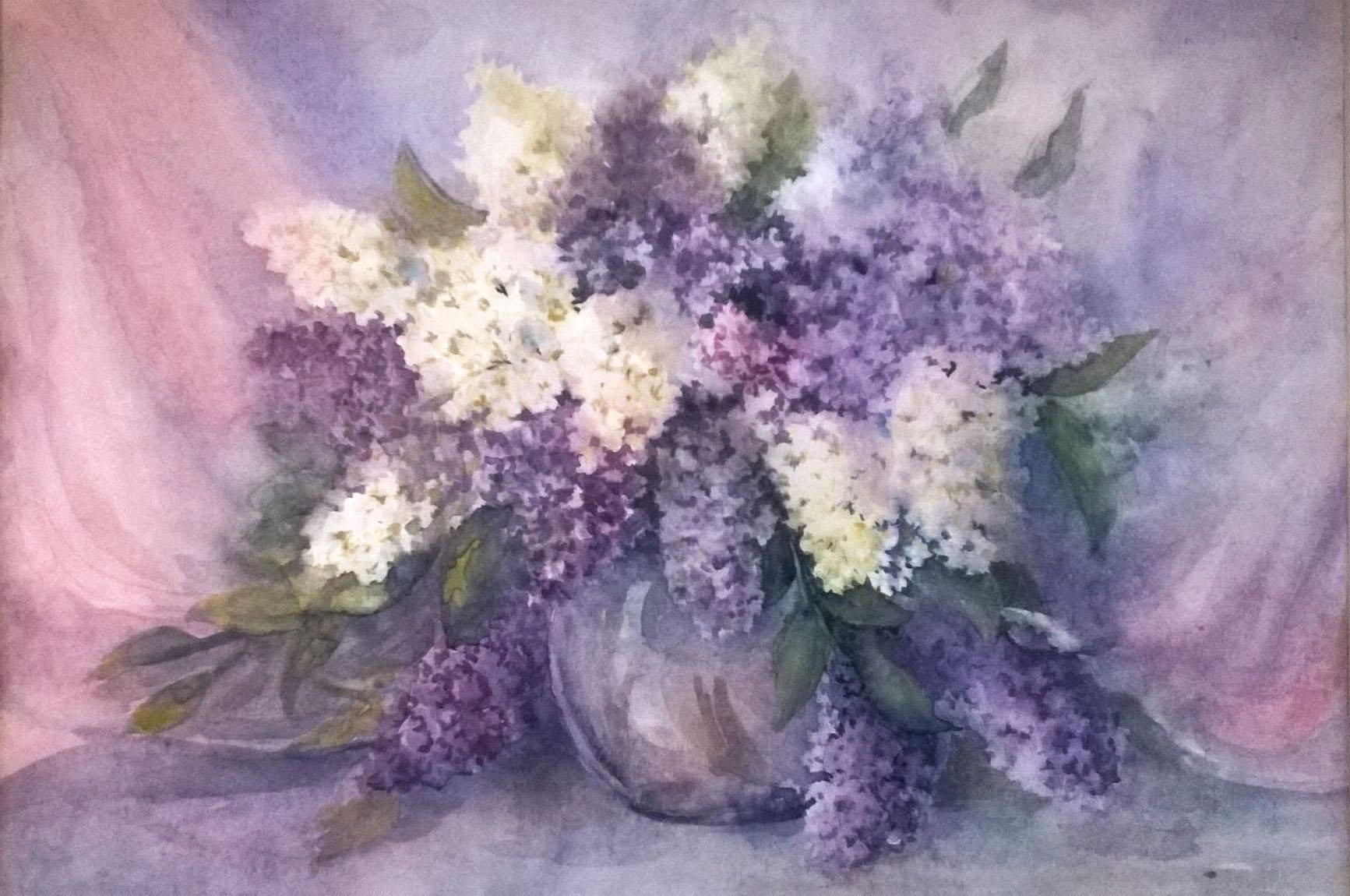 Kattys - Le bouquet de lilas